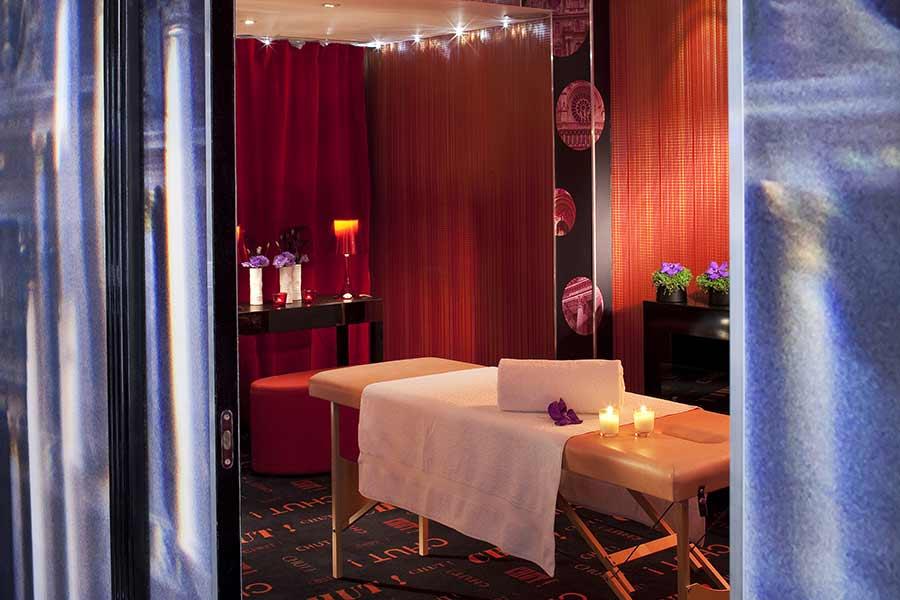 Massage Hotel Design Secret de Paris