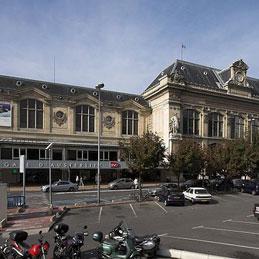 Gare Austerlitz, Paris