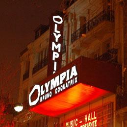 Olylmpia, Paris