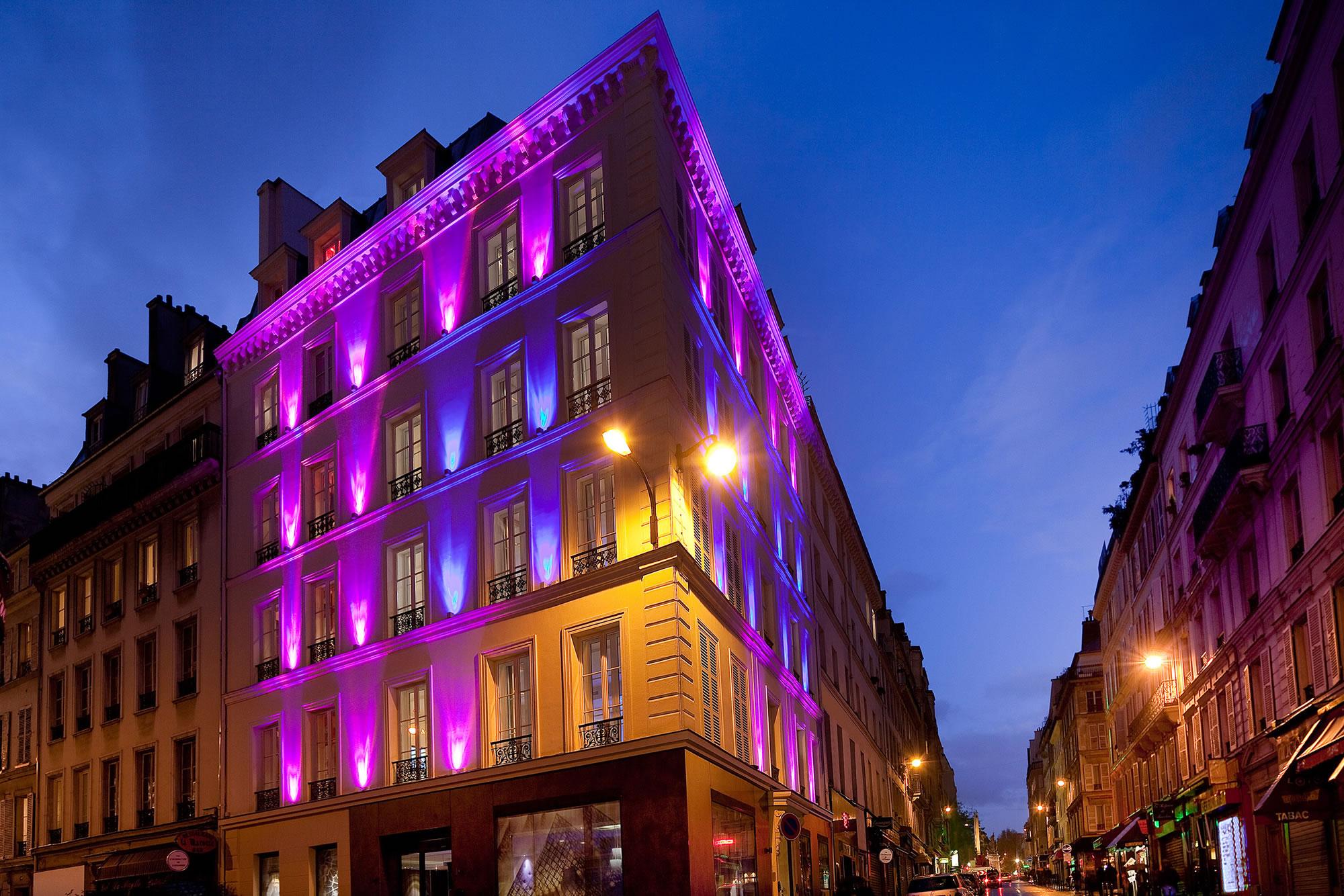 Hotel Design Secret de paris, 2 rue de Parme, 75009 Paris