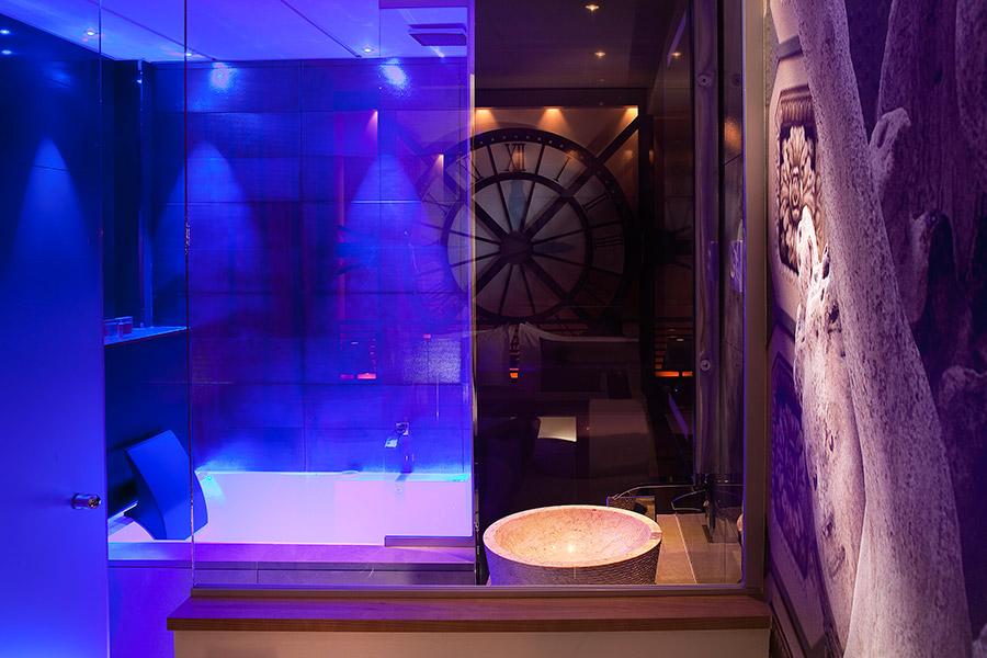 Chambre Musée d'Orsay - Hotel Design Secret de Paris