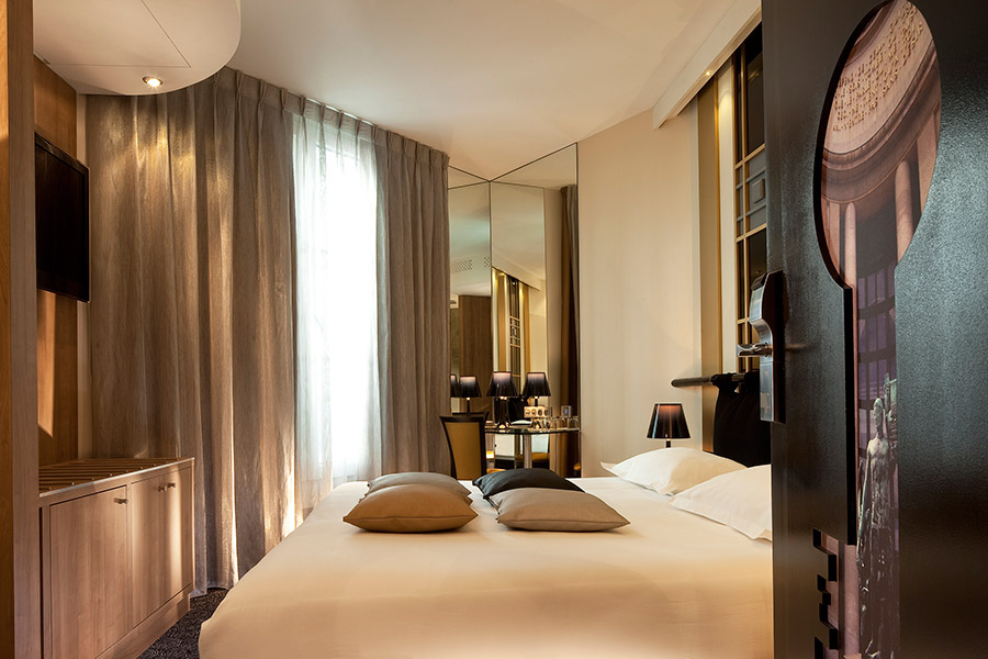 Trocadero, Hotel design Secret de Paris