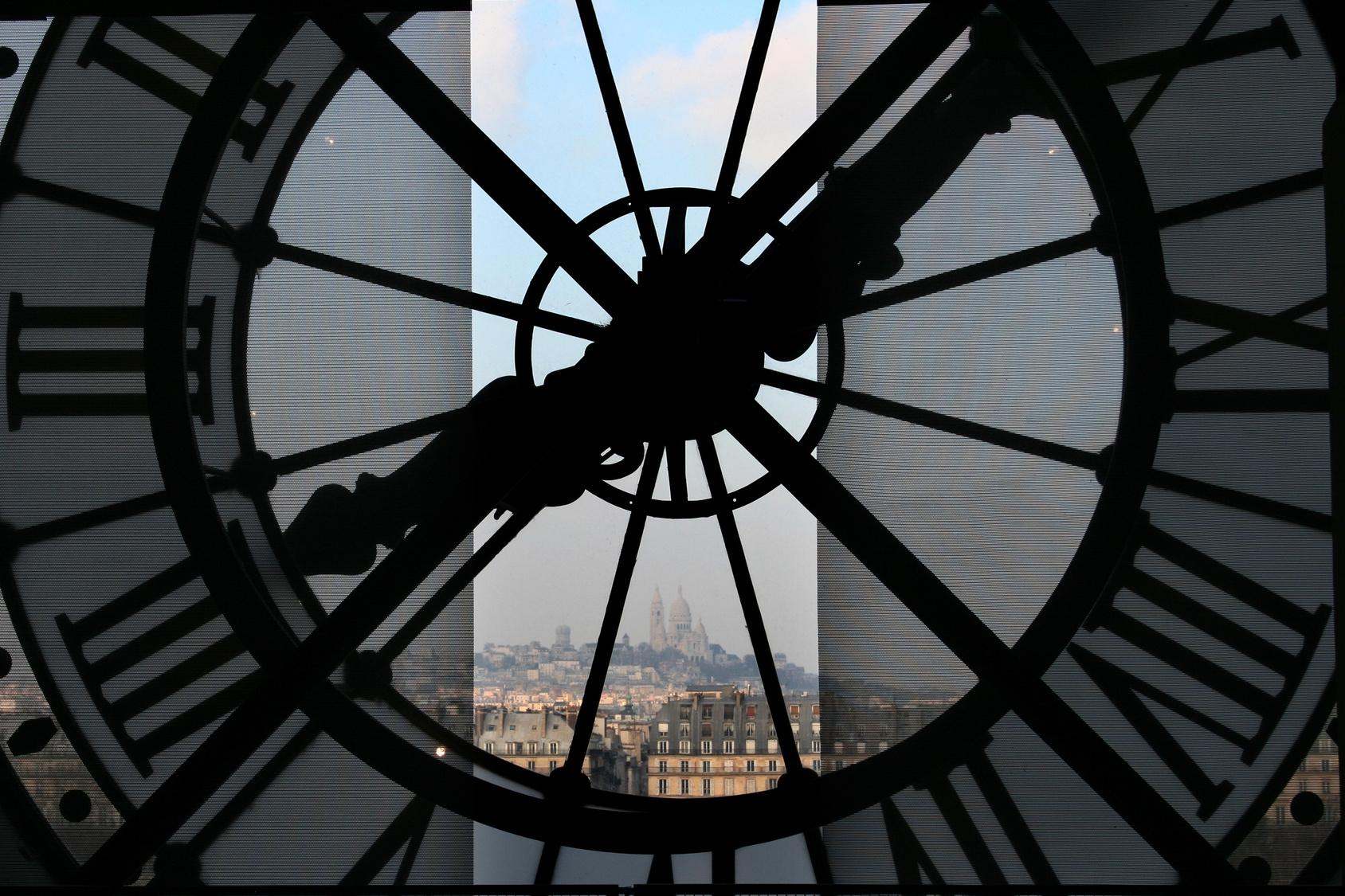 Musee Orsay, Paris, France